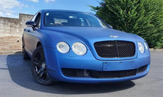 2008 Bentley Continental FS